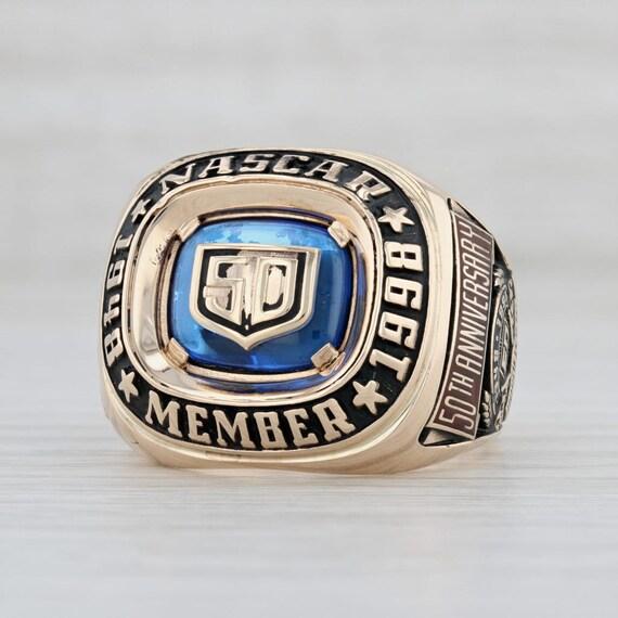 NASCAR Ring, NASCAR Racing 50th Anniversary Ring,