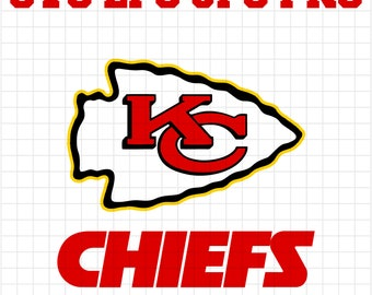 Download Chiefs | Etsy