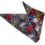 Game of Thrones Reversible Dog Bandana