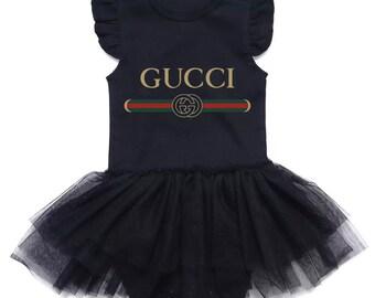 70f8026a2 Black tutu onesie /Baby romper/Baby girl /Custom romper