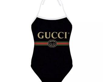 321f05b6ebd1b Black children swimsuit. BoutiquebellabellaCo
