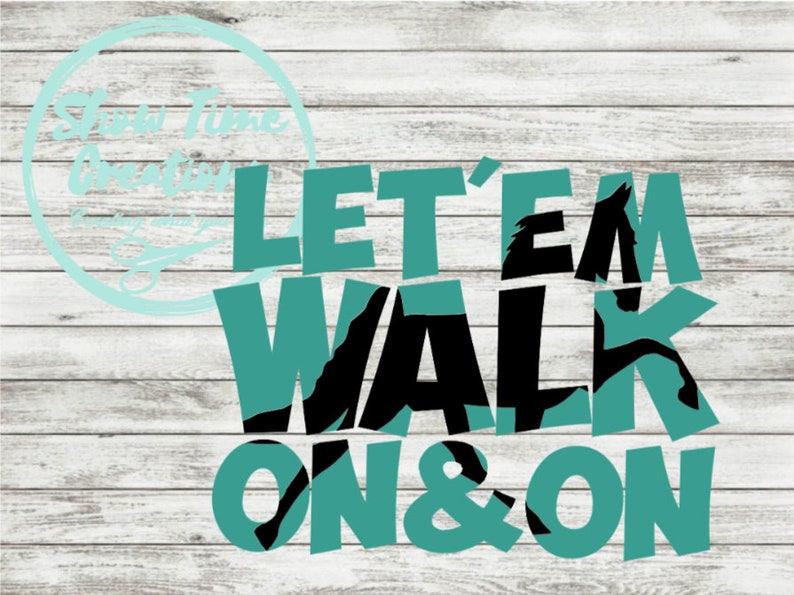 Tennessee walking horse-TWH-Gaited horse-Walking horse-Walkin Horse-Let em walk on /& on-Window car decal laptop