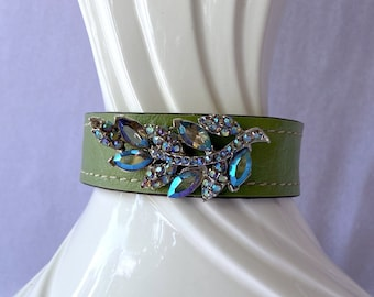 Upcycled Cuff