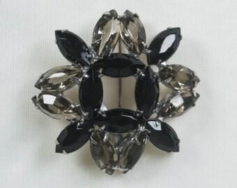 Mid Century Modern Jewelry, Statement Brooch, Best Friend Gift