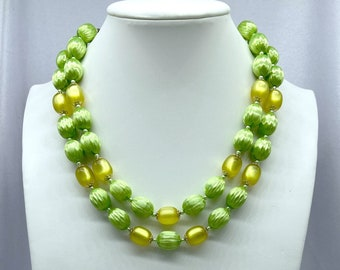 Japan Necklace, Costume Jewelry, August Birthday Gift