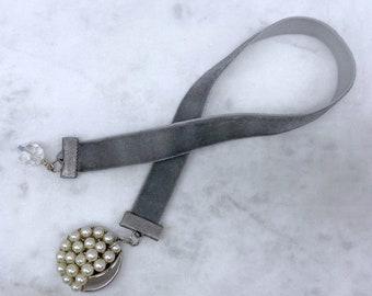 Ribbon Bookmark, Upcycled, Book Club, Christmas, Secret Santa