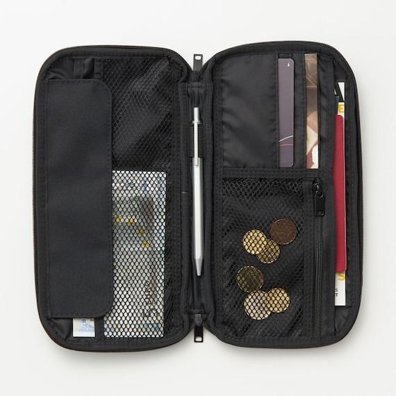 Passport walletMuji Passport holder