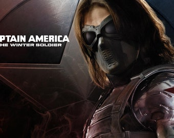 Winter soldier arm   Etsy