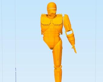 Robocop Costume Etsy