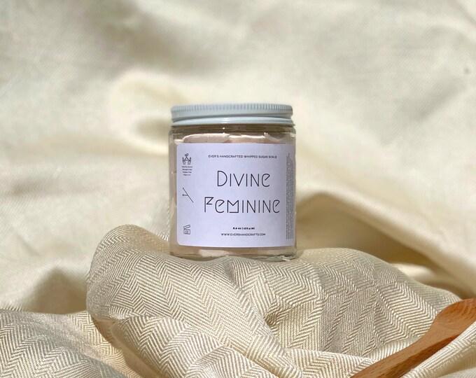 Featured listing image: Divine Feminine Whipped Sugar Scrub