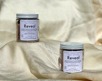 Reveal Hand Foot and Body Salt Scrub 4oz