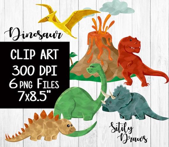 NEW DINOSAURS Stickers /& Album  Volcano T-Rex Stegosaurus Triceratops Sticker