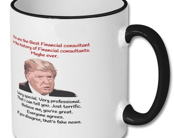 Trust Me I/'m An Accountant Mug /& Cufflinks Gift Set financial advisor tax NEW
