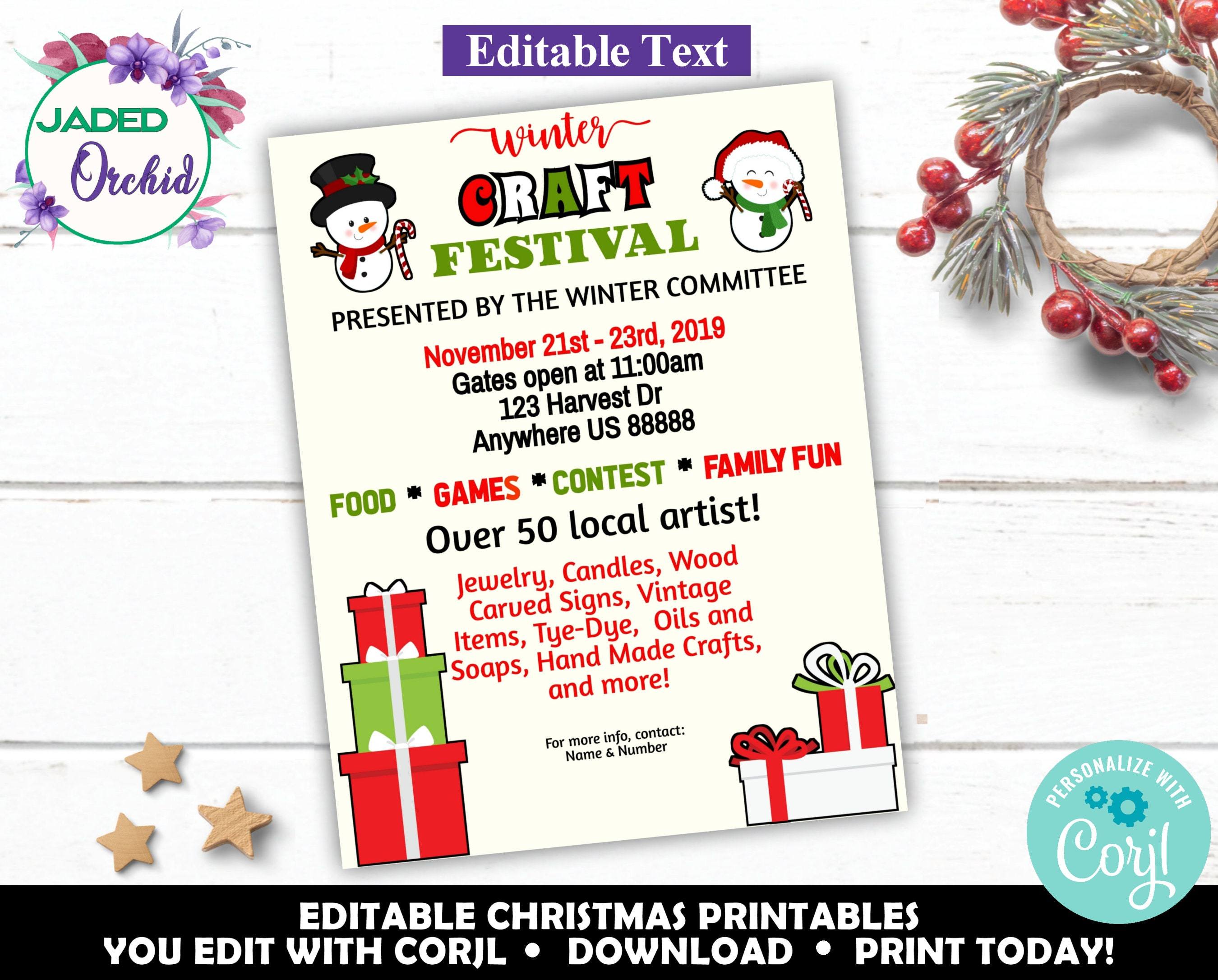 It's just a graphic of Printable Christmas Crafts with regard to pinterest