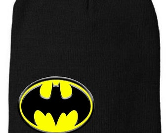 Unisex Batman Beanie- Fits Adults and Youth! 1076697e328