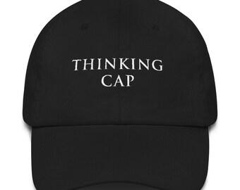 ab1b77f7 Thinking cap   Etsy