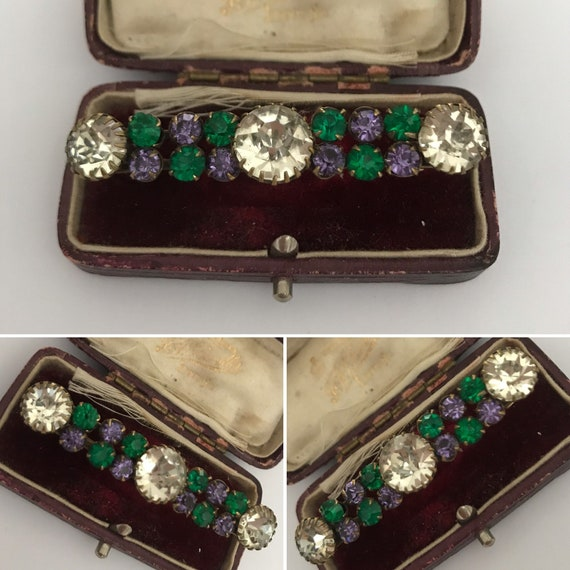 Suffragette Pin, Suffragette brooch, Victorian bro