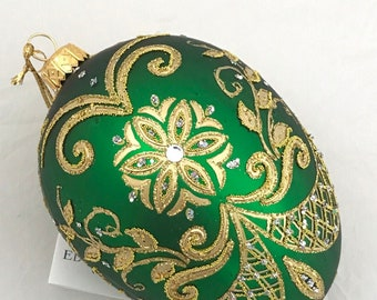 Green Egg, PYSANKA