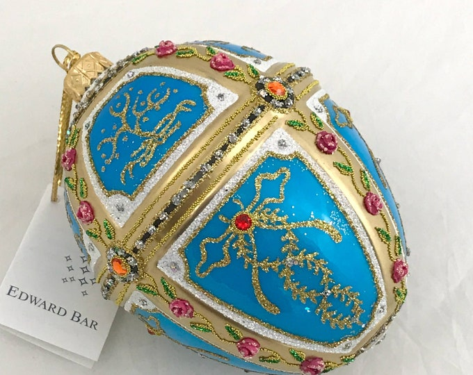 Turquoise Egg, Tsarevich Garlands