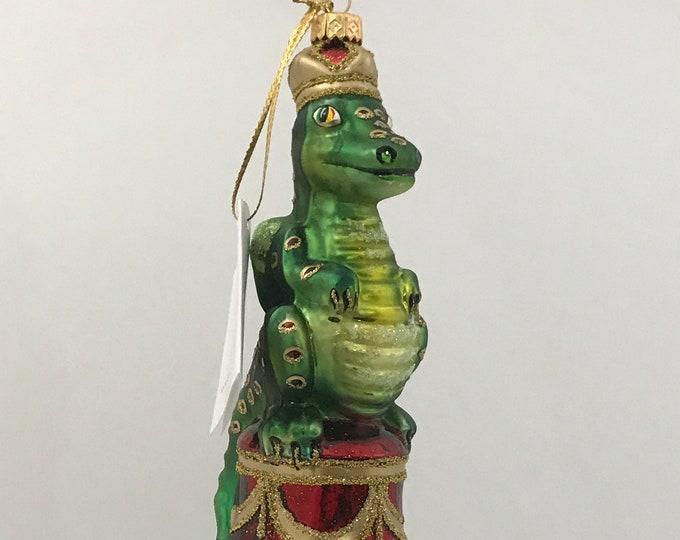 Wawel Dragon on the bell