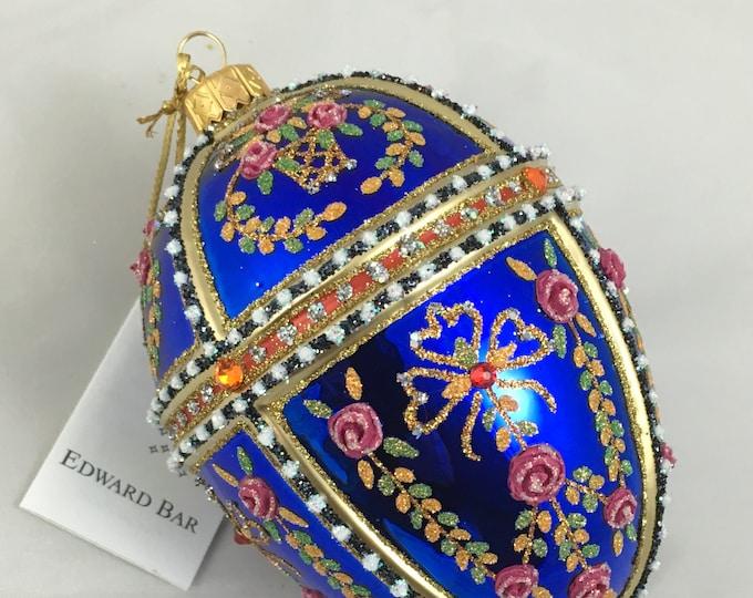 Sapphire egg, Gatchina Palace