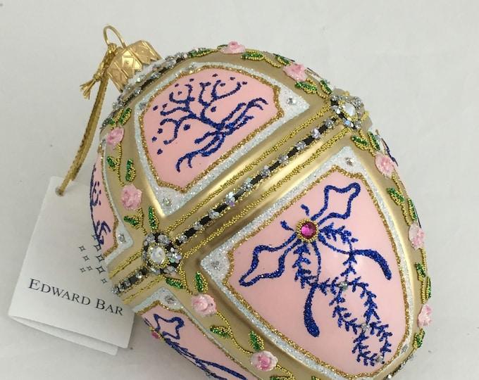 Pink Egg, Tsarevich Garlands