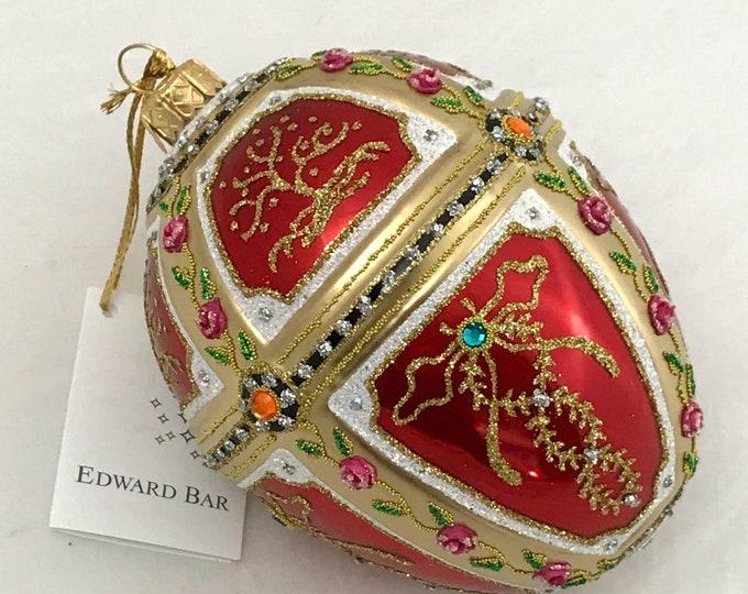 Red egg, Tsarevich Garlands
