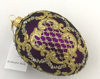 Violet Egg, ORNAMENTAL
