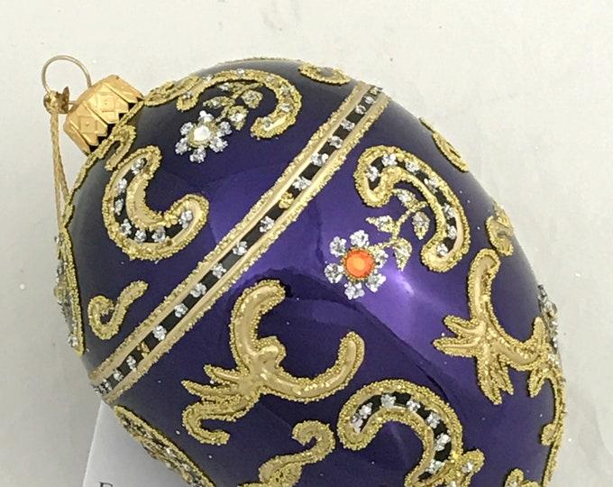 Violet Egg, Azov