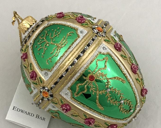 Green Egg, Tsarevich Garlands