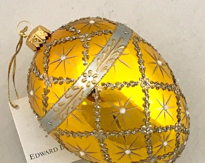 Golden Egg, Royal Carriage