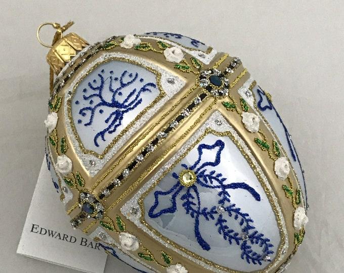 Light Blue Egg, Tsarevich Garlands