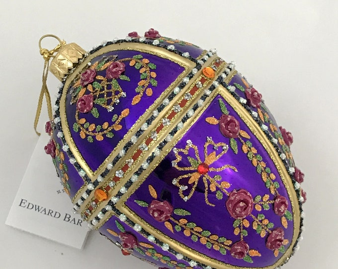 Violet Egg, Gatchina Palace