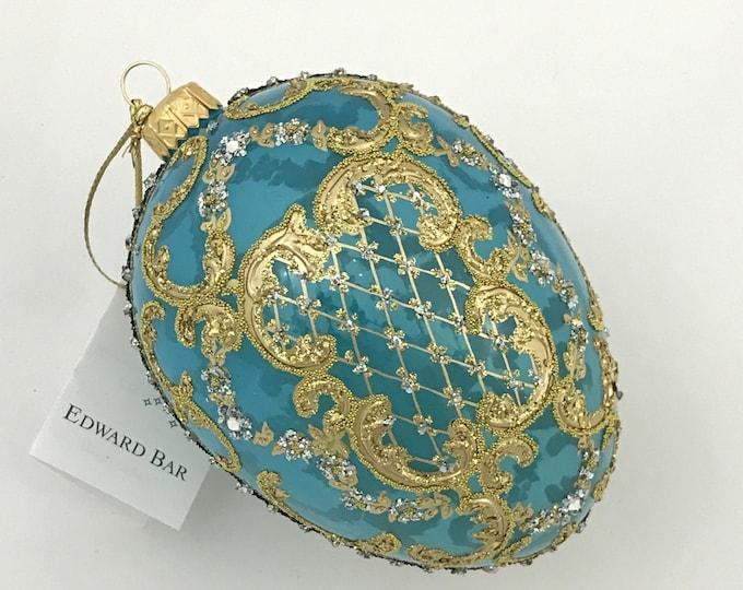 Transparent Turquoise, ORNAMENTAL