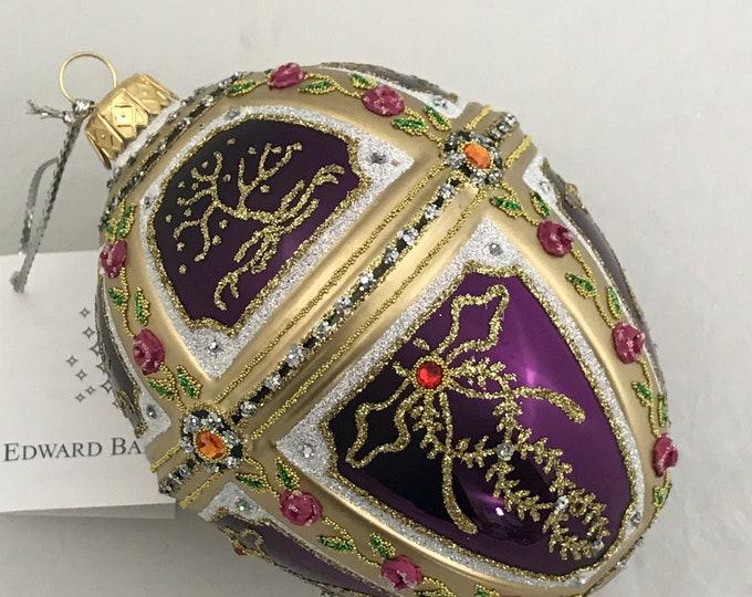 Violet Egg, Tsarevich Garlands