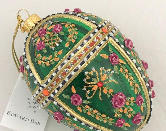 Green Transparent Egg, Gatchina Palace