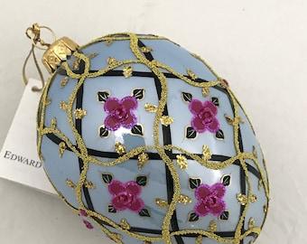 Light Blue Egg, Wild Rose