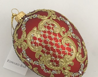Royal Red Egg, ORNAMENTAL