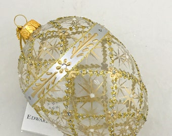 Transparent Egg, Royal Carriage