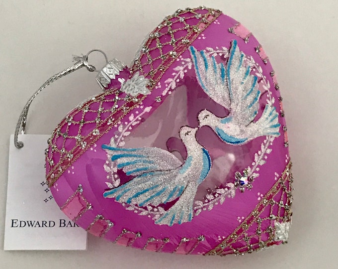 Pink Heart, Doves