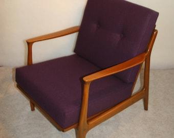 2 Vintage Drehbar Sessel 70er Jahre Etsy