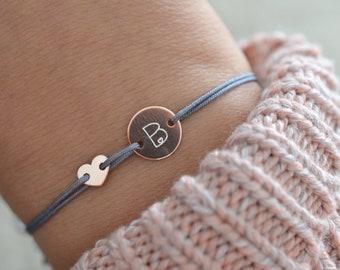 heiß-verkaufende Mode weit verbreitet Talsohle Preis Buchstaben armband   Etsy