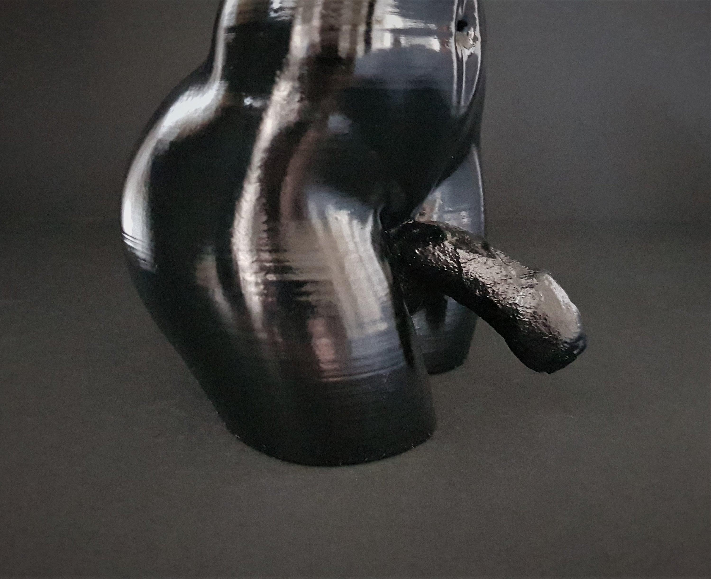 10 inch Transgender Body Art Sculpture Nude Female Male