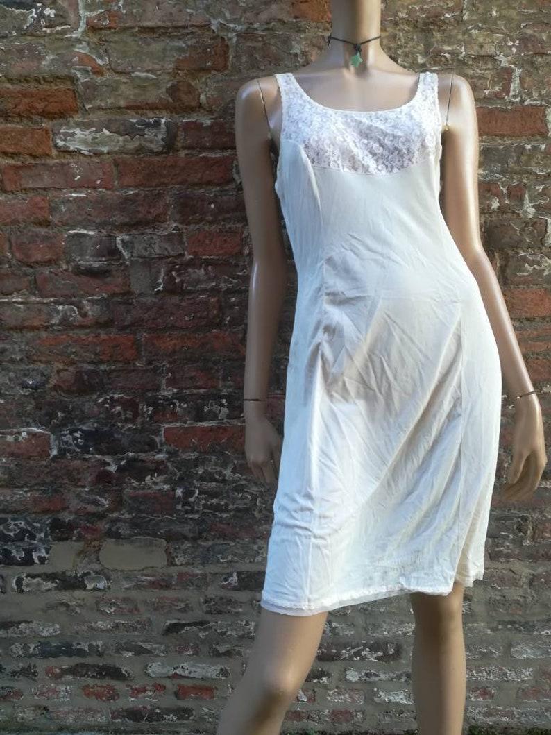 6a52d274fb78 Vintage 90s grunge slip petticoat grunge dress festival | Etsy