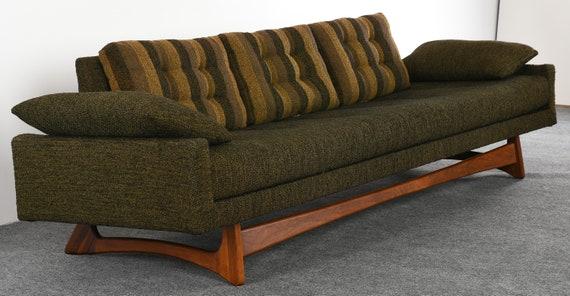 Admirable Adrian Pearsall Gondola Sofa For Craft Associates Mid Century Modern 1960S Creativecarmelina Interior Chair Design Creativecarmelinacom