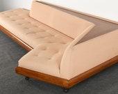 Adrian Pearsall Boomerang Sofa, 1960s Mid Century Modern MCM