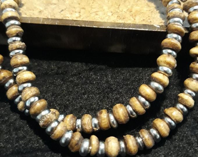 Vintage men's beach jewelry hippie jewelry free spirit