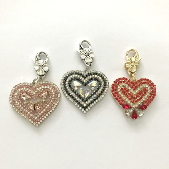 Bling Charm for Collar Canine Feline Pet Collection Spoiled Fur-baby Dog Cat