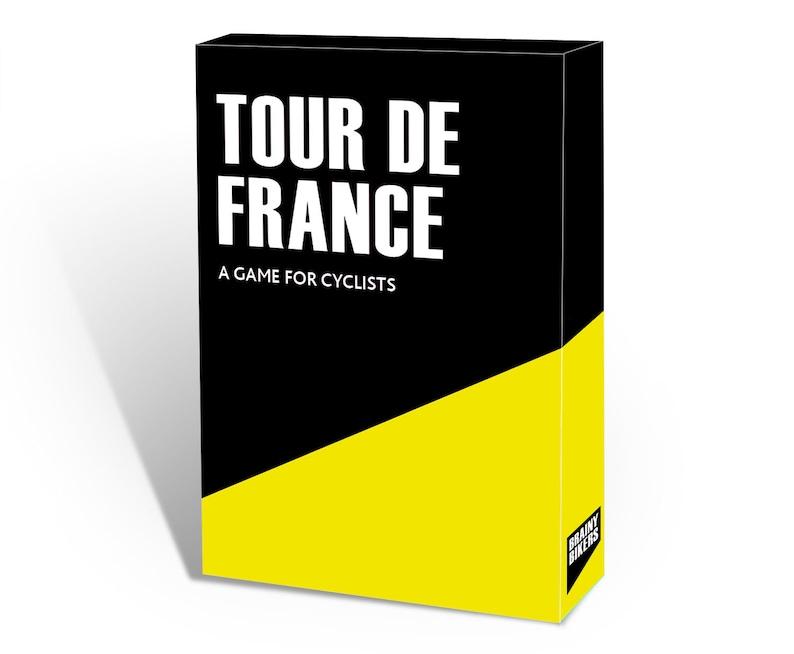 BRAINY BIKERS  Tour de France image 0
