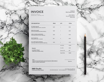 receipt template photography invoice invoice docx bill template professional invoice template simple invoice template